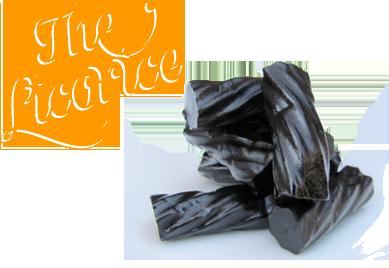 Licorice Pieces
