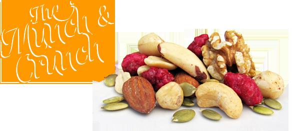 Munch & crunch